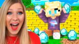 Playing as BABY YOUTUBERS in Minecraft!