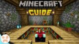 REDSTONE ENCHANTING SETUP + BETTER TRADES!   The Minecraft Guide – Tutorial Lets Play (Ep. 73)