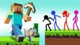 Stickman – Minecraft Incarnation Zombie