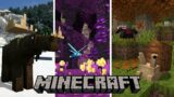 Top 50 Minecraft Mods Of The Year 2020 Part 1   Alex's Mobs, Better End, Autumnity and More!