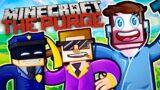Trolling Legion! – The Purge Minecraft SMP Server! (Episode 1)
