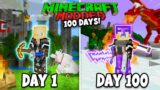100 Days in Minecraft but there's TONS OF MODS!!! *1.16.4*