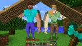 CURSED MINECRAFT BUT IT'S UNLUCKY LUCKY SCOOBY CRAFT BORIS CRAFT @Boris Craft @Scooby Craft @Faviso