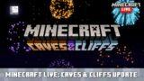 Minecraft Live: Caves & Cliffs – First Look