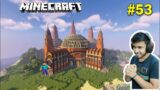 TIME TO EXPAND TOWNHALL FOR VILLAGER   MINECRAFT GAMEPLAY #53   TECHNO GAMERZ