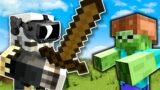 Zombies Attack in Minecraft VR! – Minecraft VR Multiplayer Gameplay