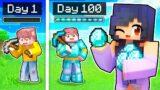 100 DAYS Of Helping My FRIENDS In Minecraft!
