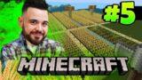 5# MINECRAFT – La Farm di Grano!
