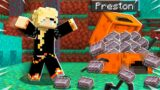 7 Ways to Steal Netherite from MY WIFE! – Minecraft