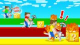 FUNNIEST DOG LUCKY BLOCK RACE In Minecraft!