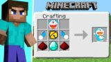 I CRAFTED DORAEMON IN MINECRAFT ft @Shade Plays   MINECRAFT IN HINDI GAMEPLAY   AYUSH MORE