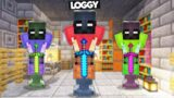 LOGGY HAS THE MOST OP ARMOUR IN HYPIXEL | MINECRAFT
