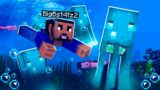Minecraft 1.17 Snapshot! – GLOW SQUID! (My First Experience) l Cave & Cliffs