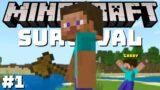 Minecraft | A New Adventure | Survival Episode 1