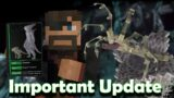 Minecraft AVP Mod and My Channel