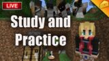 Studying and Practicing Minecraft 1.16 Speedrun Strats – LIVE!