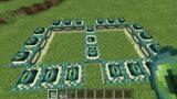 Breaking minecraft physics…