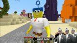 I found Super Spongebob in Minecraft – Coffin Meme