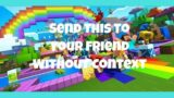 Minecraft: Send This To Your Friend Without Context #shorts