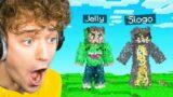 Minecraft's GLITCH MOD Is SUPER WEIRD!