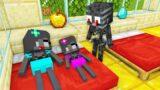 Monster School : Family vs Family POOR BABY – Minecraft Animation
