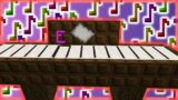 Simple Piano in Minecraft