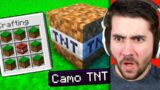 Testing INSANE Minecraft Trolls To See If They Work
