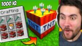 Testing Minecraft Tricks That Might Get You Banned