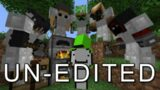 UNCUT Minecraft Manhunt VS 5 Hunters