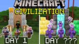 I Let 100 Players Create Civilization In 100 Days… Here's What Happened