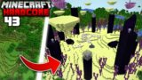 I Transformed the OVERWORLD into the END in Minecraft Hardcore (#43)
