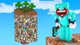 Ich VERWANDLE JEDEN BLOCK  zu DIAMANTEN! – Minecraft