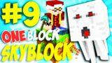MINECRAFT – One Block Skyblock !! OGGI NIENTE FAIL.. PROMESSO !! Ep. 9