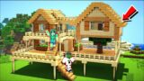 MY NEW HOUSE IN ZOMBIE MATTYS CITY !! Zombie Smp Minecraft !!