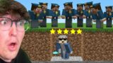 Minecraft, But I'm Wanted By Police