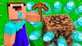 Minecraft, But It's Noob Mode…
