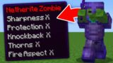 Minecraft, But Mobs Are OP…