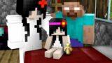 Monster School : Herobrine Family Sad Story – But Happy Ending – Minecraft Animation