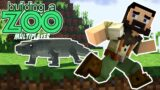 New Exhibit And Zoo Tour! – I'm Building A Zoo In Minecraft Again! – EP07