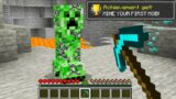 minecraft but you can MINE MOBS