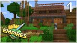 Empires SMP: A New Journey! | Minecraft 1.17 Let's Play:  Episode 1