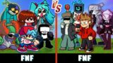 Friday Night Funkin' vs. Friday Night Funkin' (NEW!) | Minecraft (Who's Stronger? UPDATE!)