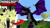 I Built a DRAGON in Minecraft Hardcore (#44)