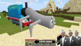 I found Worm Thomas Tank Engine in Minecraft – Coffin Meme