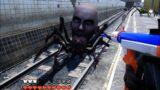 MINECRAFT IN REAL LIFE – Steve vs Giant Spiders vs Zombie vs Aliens – REALISTIC MINECRAFT