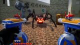 MINECRAFT IN REAL LIFE – Steve vs Zombies, Skeletons and Scorpions – REALISTIC MINECRAFT