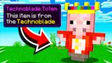 Minecraft But YouTubers are Totems…