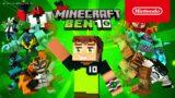 Minecraft x Ben 10: Official DLC Trailer – Nintendo Switch