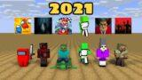 Monster School : Best epic episode 2021-Minecraft Animation