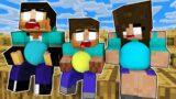 Monster School : RIP FAMILY HEROBRINE ALL EPISODE POOR BABY – Minecraft Animation